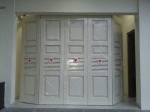 Kelebihan Menggunakan Pintu Lipat Geser Besi Kanopi Purwokerto